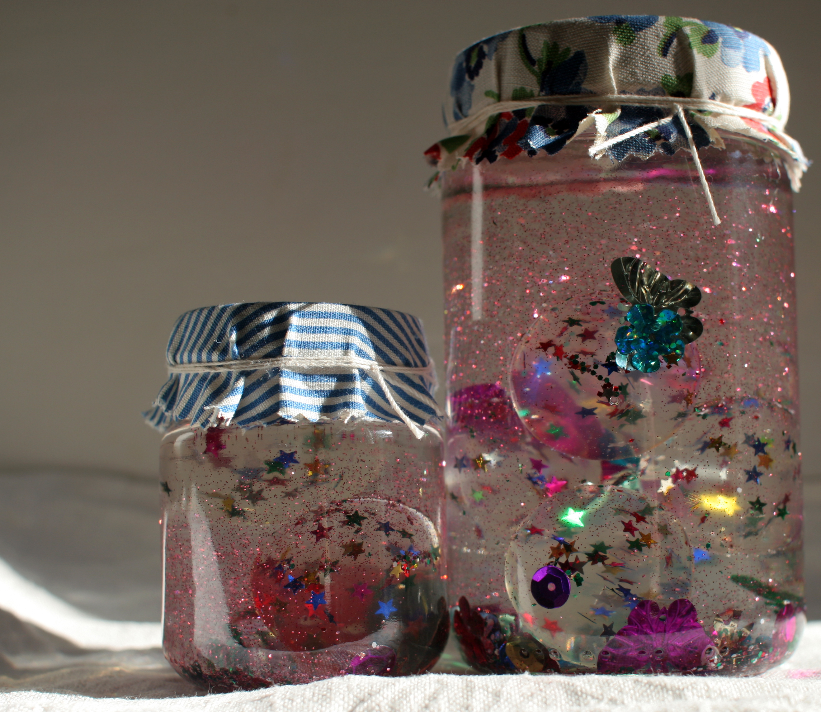 Image result for sparkle jar