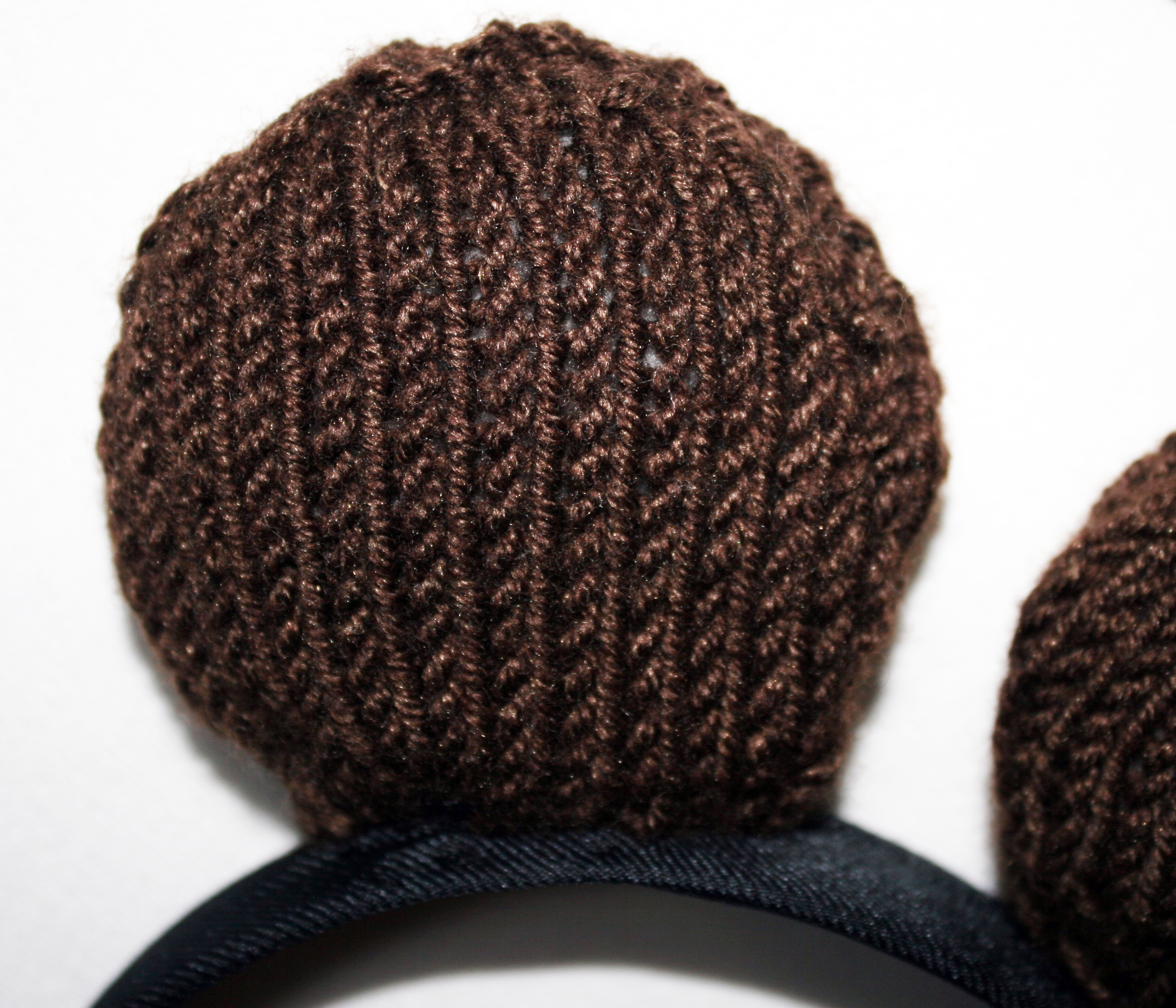 Diy Knitted Bear Ears Domesticspace