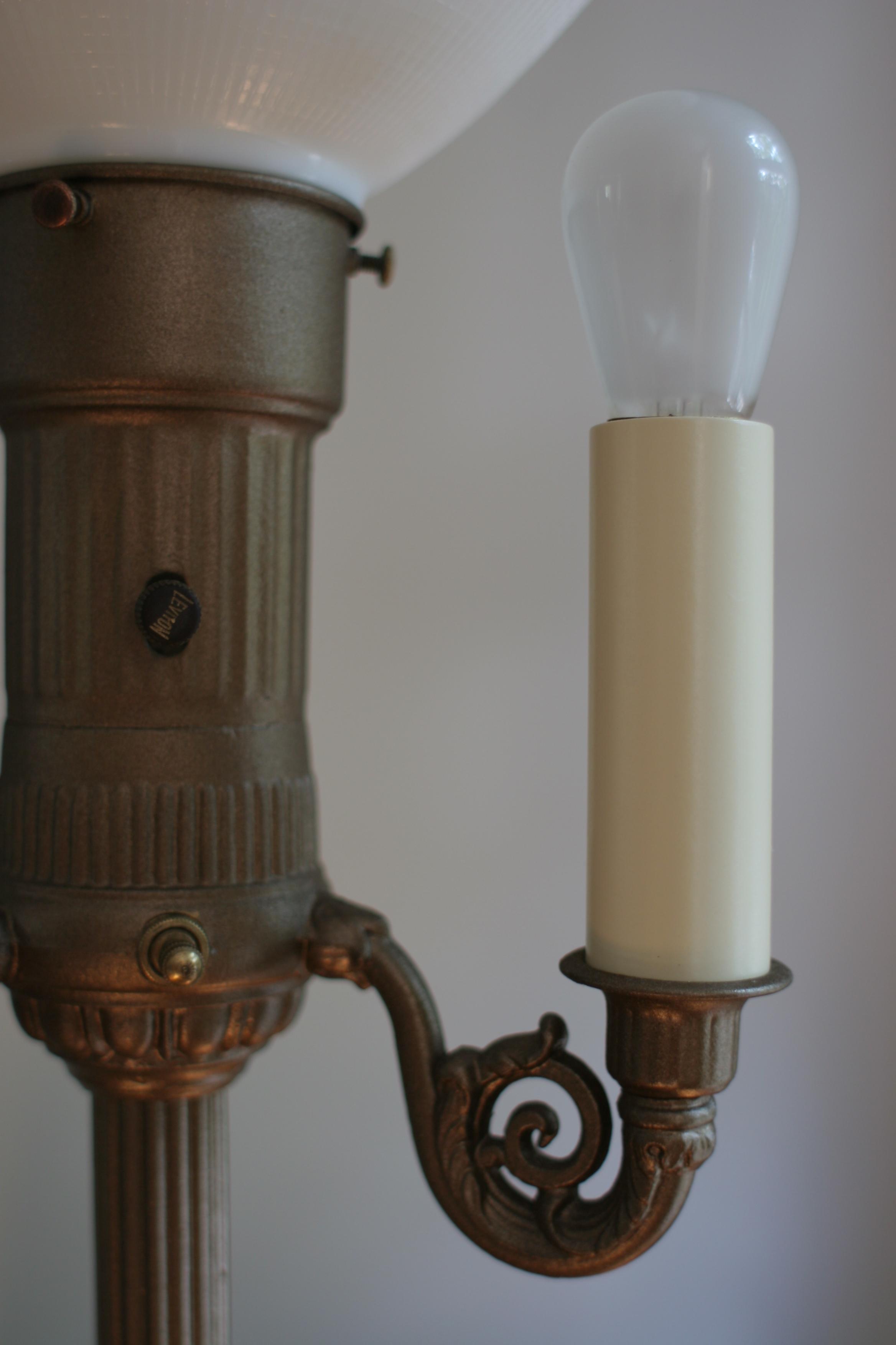 Diy Floor Lamp Refresh Domesticspace
