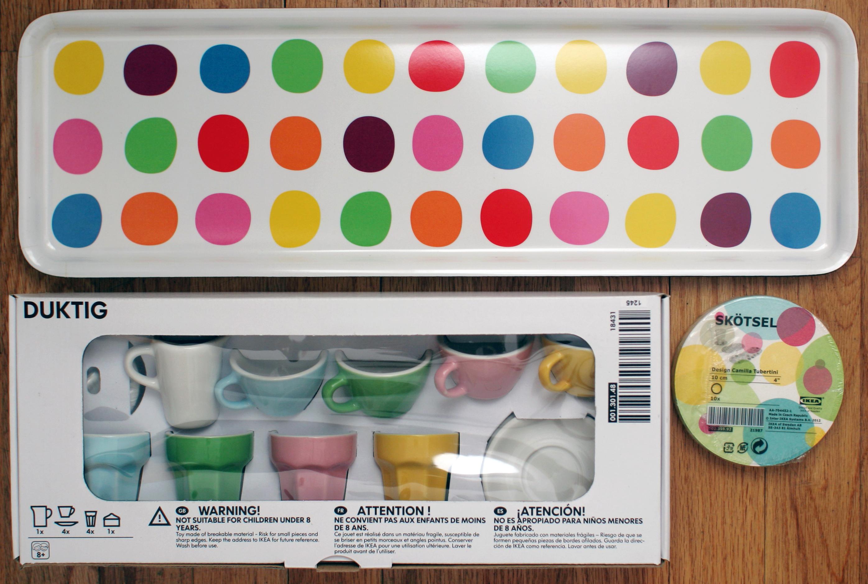 Easter gifts domesticspace - Duktig tea set ...