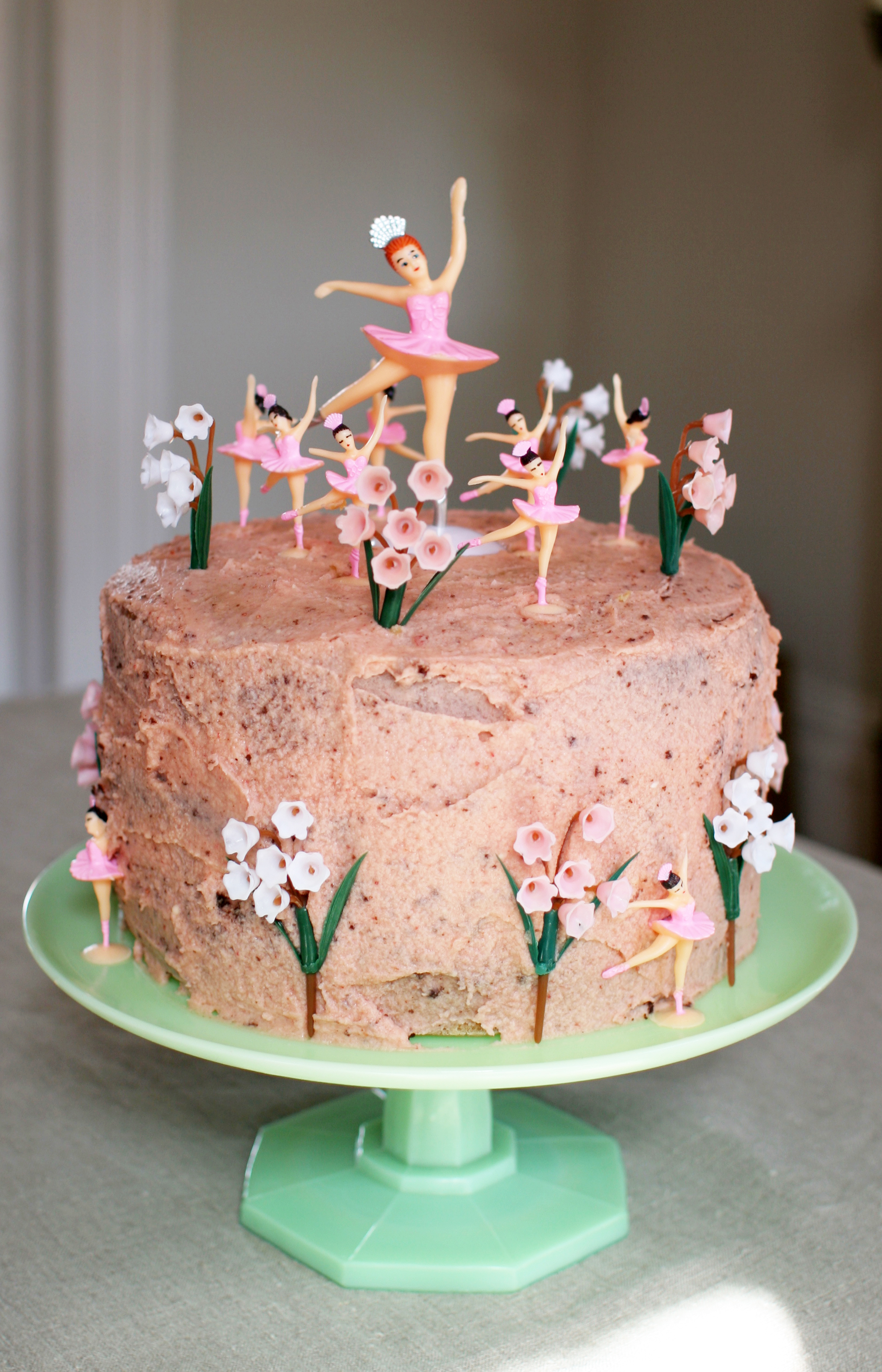 25 Best Ideas About Ballerina Birthday Cakes On Pinterest Ballet